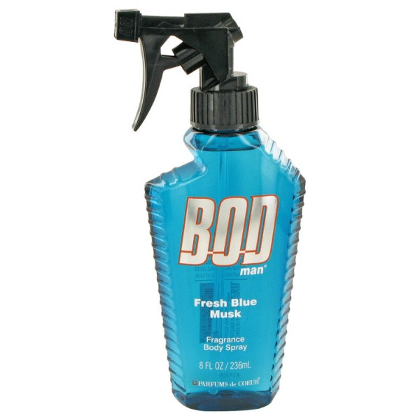 Bod Man Fresh Blue Musk - Parfums De Coeur Espray corporal 240 ML