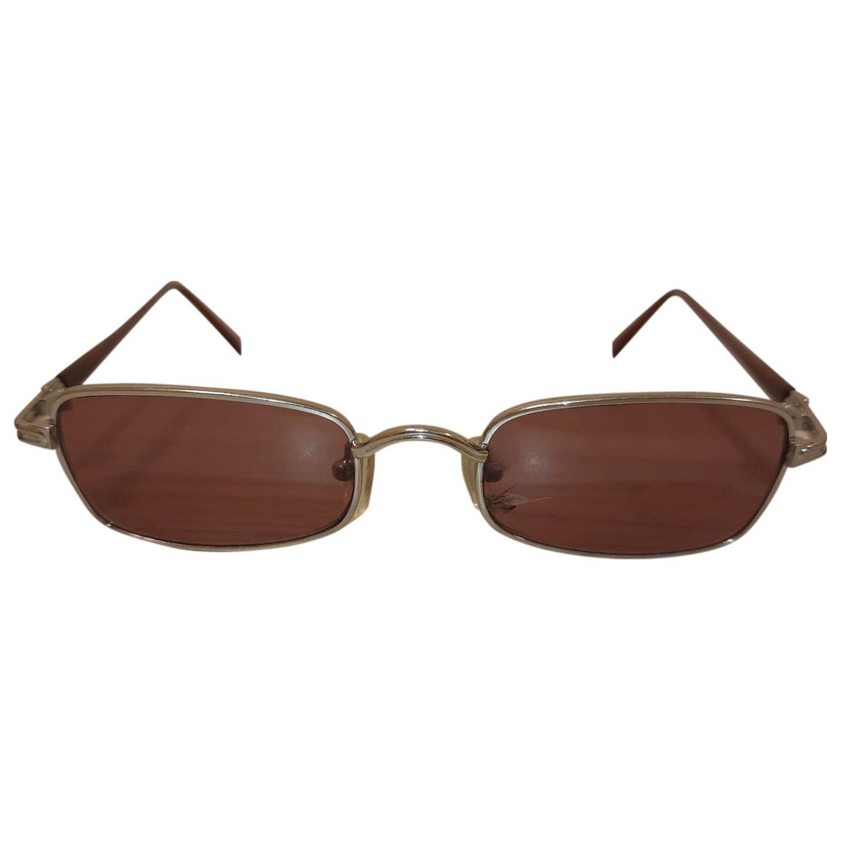 Versace N Purple Metal Sunglasses for Women N