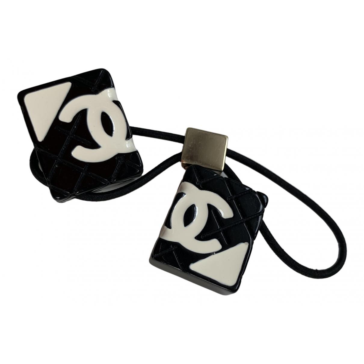 Chanel \N Black Hair accessories for Women \N