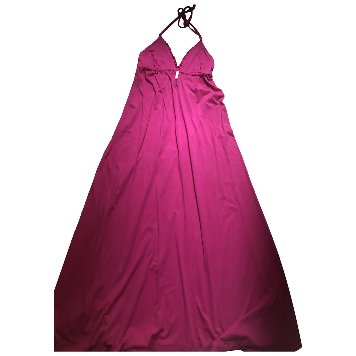 Non Signé / Unsigned \N Cotton dress for Women 42 IT