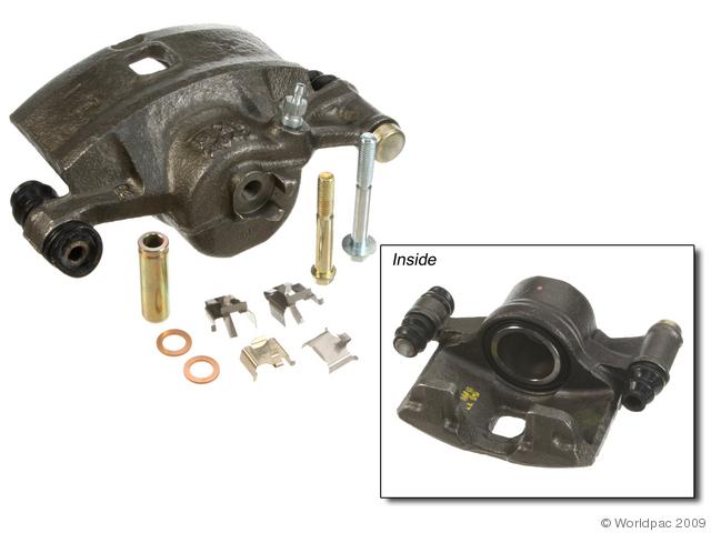 Cardone W0133-1624848 Disc Brake Caliper Honda Front Right