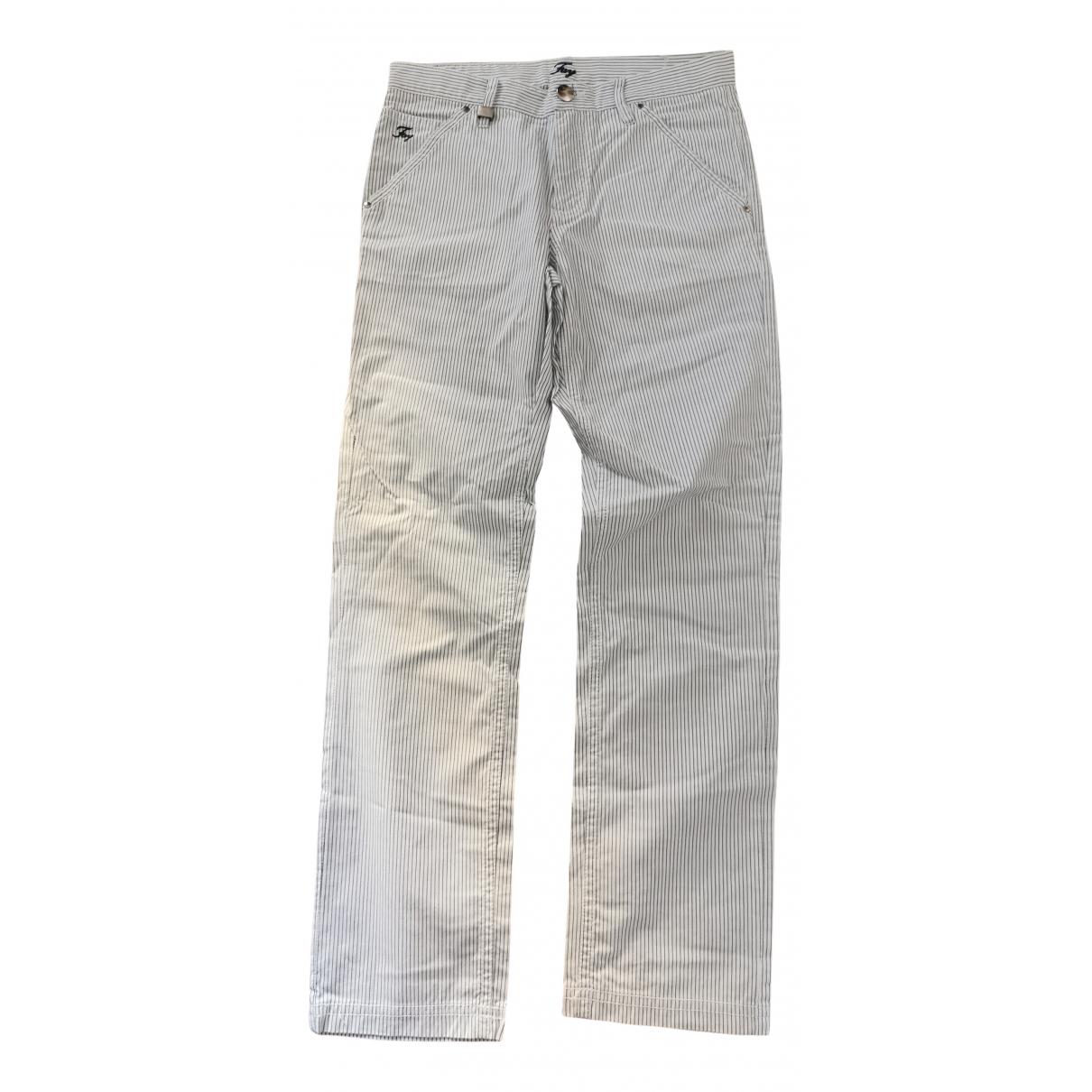 Fay - Pantalon   pour enfant en coton - multicolore