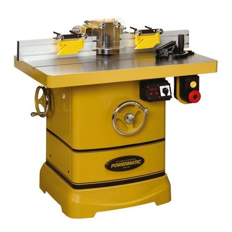 Powermatic Shaper, 5 HP 1PH 230 V