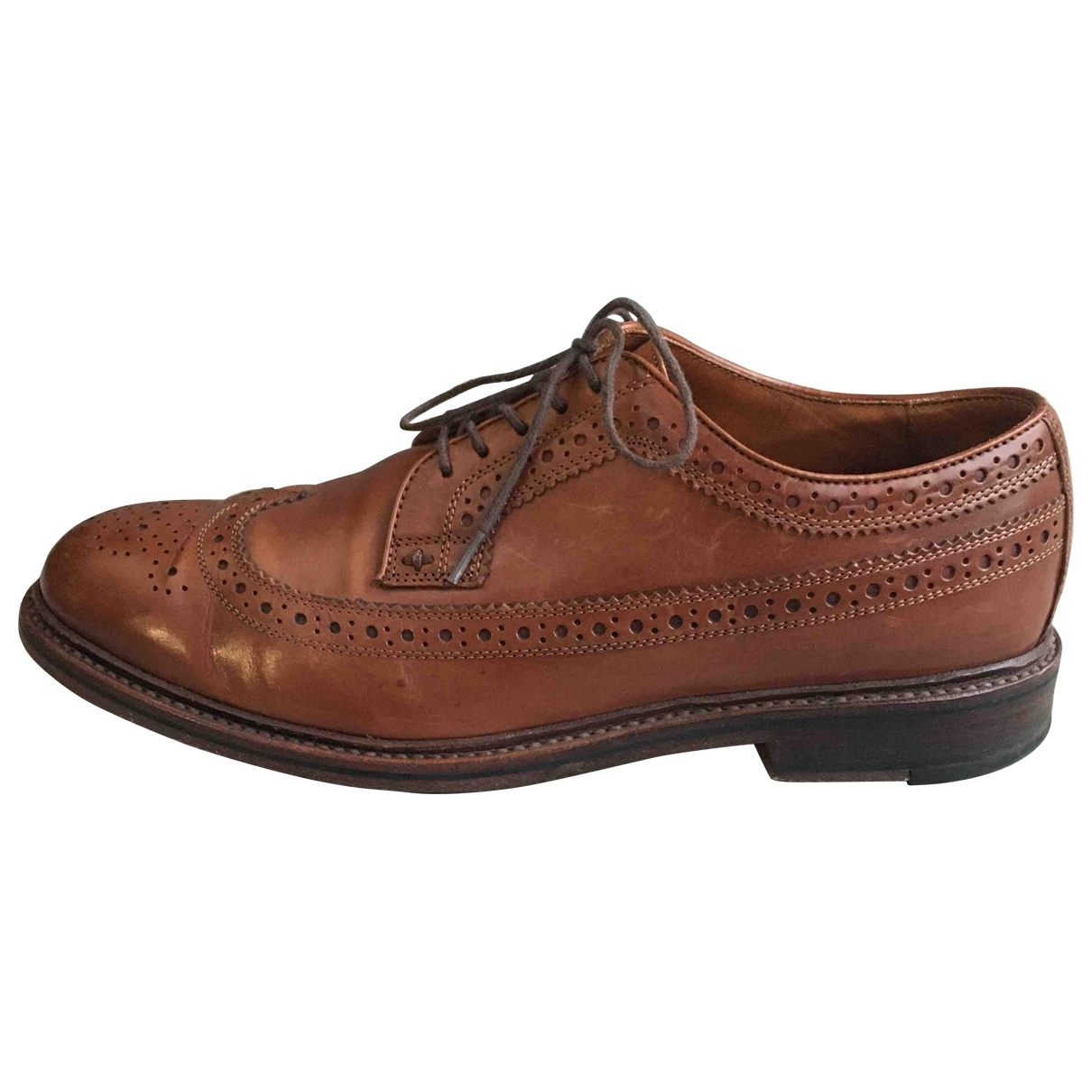 J.crew \N Leather Lace ups for Men 8.5 UK