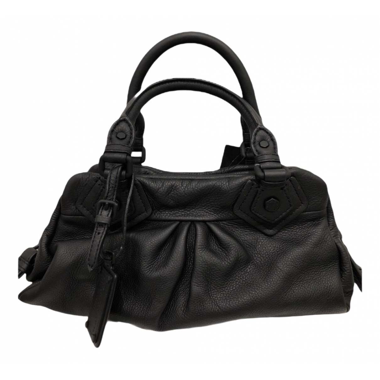 Marc By Marc Jacobs Classic Q Black Leather handbag for Women N