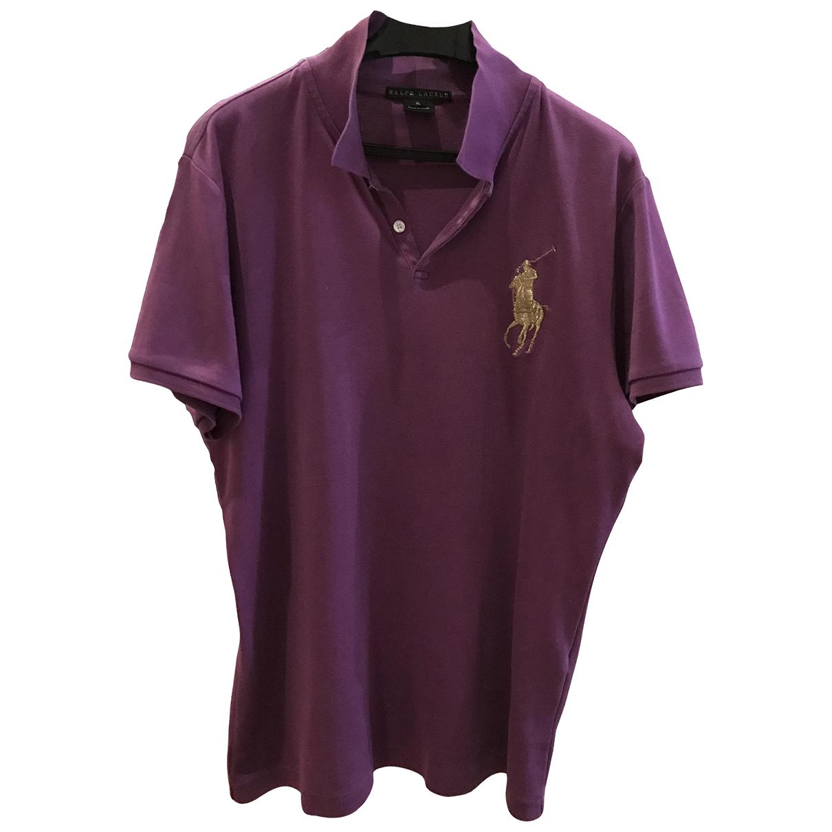 Ralph Lauren \N Purple Cotton  top for Women M International
