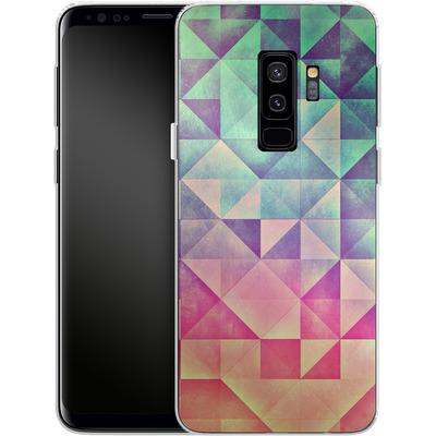 Samsung Galaxy S9 Plus Silikon Handyhuelle - Myllyynyre von Spires