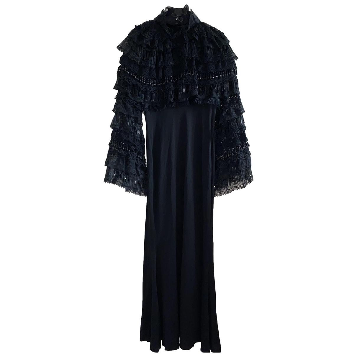 Maxi vestido Badgley Mischka