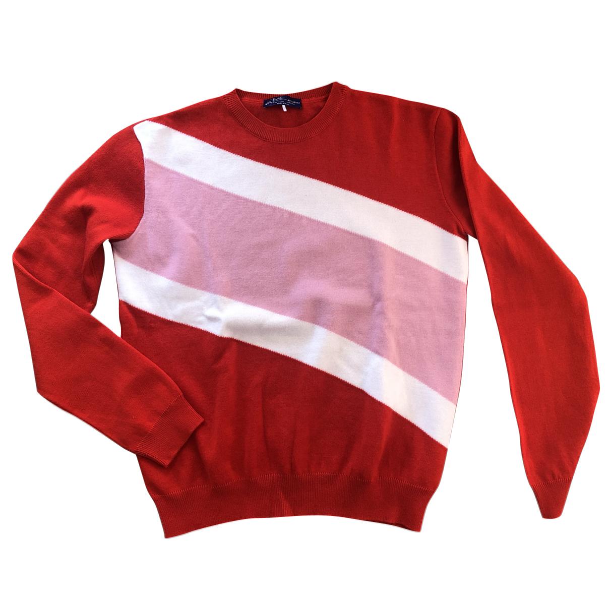 Emilio Pucci - Pull   pour femme en laine - rouge