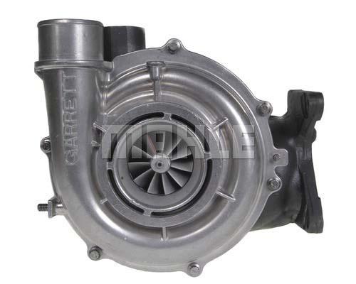 Mahle 599TC21006100 Turbocharger Chevrolet Silverado 2500 HD Classic WT 2007