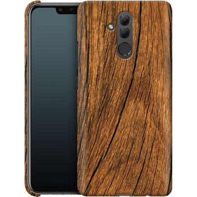 Huawei Mate 20 Lite Smartphone Huelle - Wood von caseable Designs