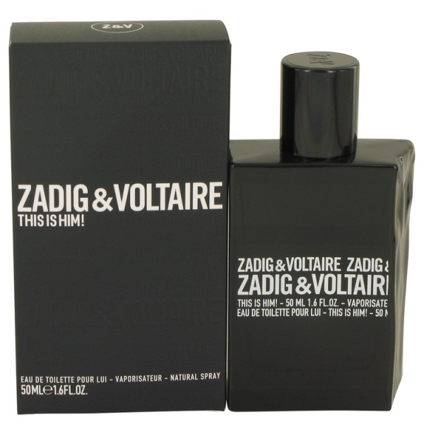 This Is Him - Zadig & Voltaire Eau de toilette en espray 50 ML