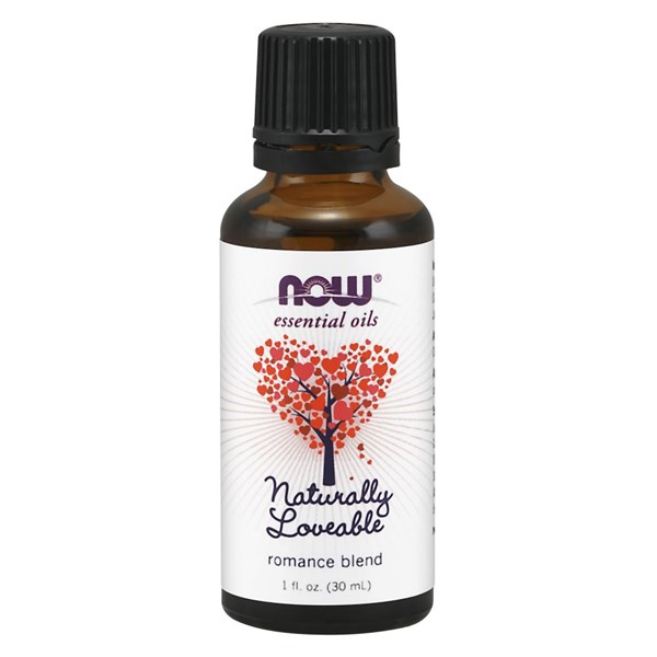 Naturally Loveable Oil Blend Romance, 1 oz by Now Foods