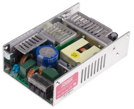 TRACOPOWER , 120W Embedded Switch Mode Power Supply SMPS, 48V dc, Enclosed