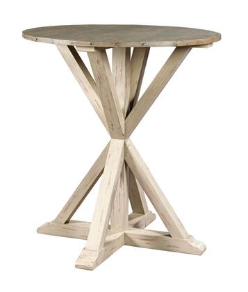 Reclamation Place Collection 523-706 BAR TABLE in Reclaimed