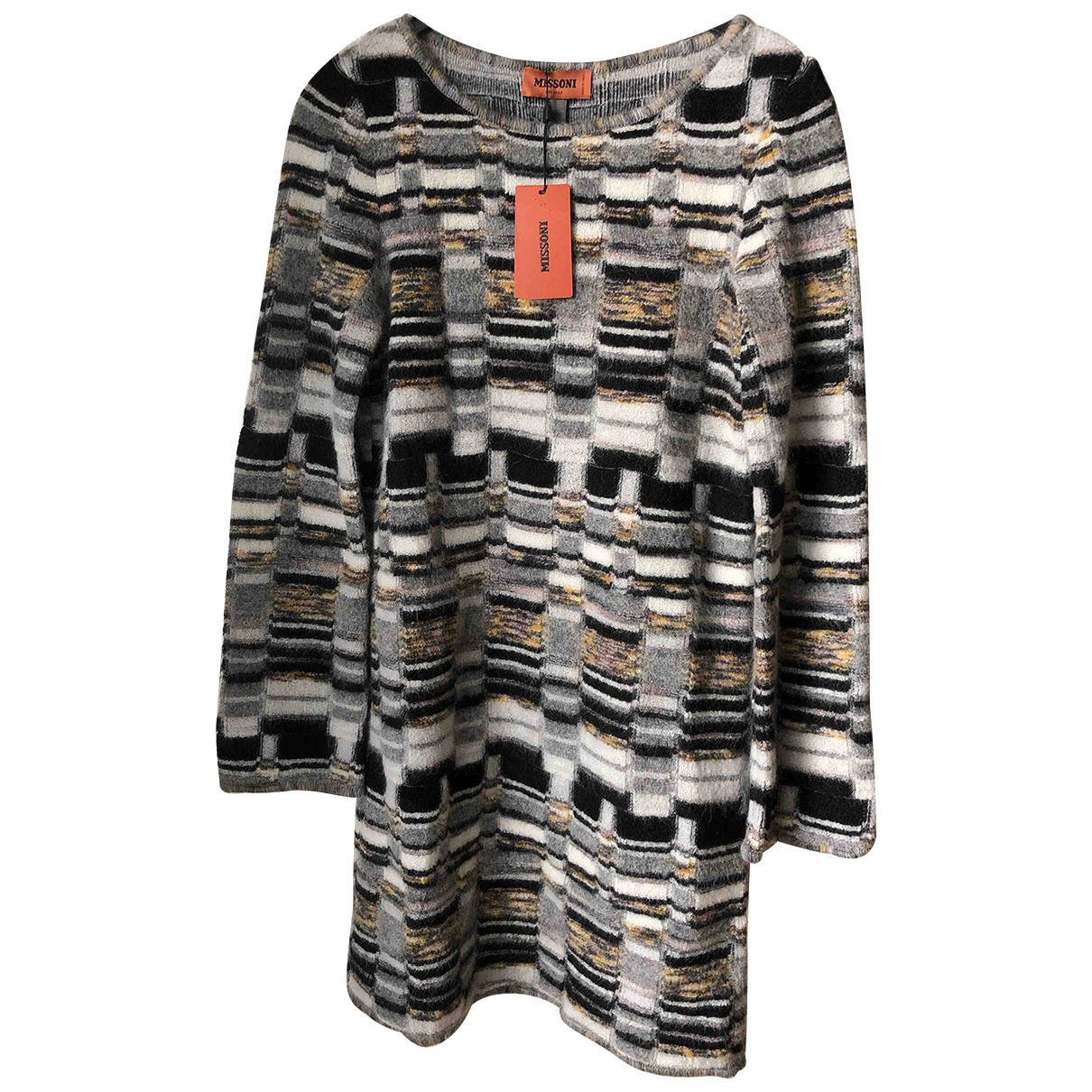 Missoni N Multicolour Wool dress for Women 40 IT