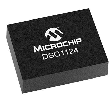 Microchip 156MHz MEMS Oscillator, 6-Pin CDFN, DSC1124CI1-156.2500TA (1000)