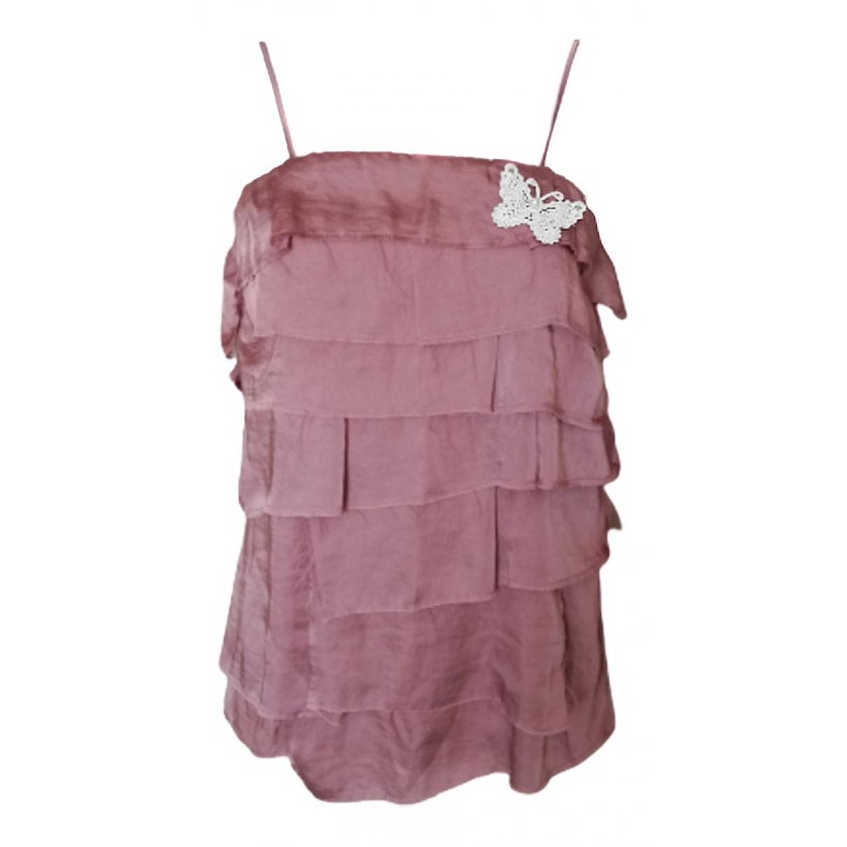 Stefanel \N Pink  top for Women 42 IT