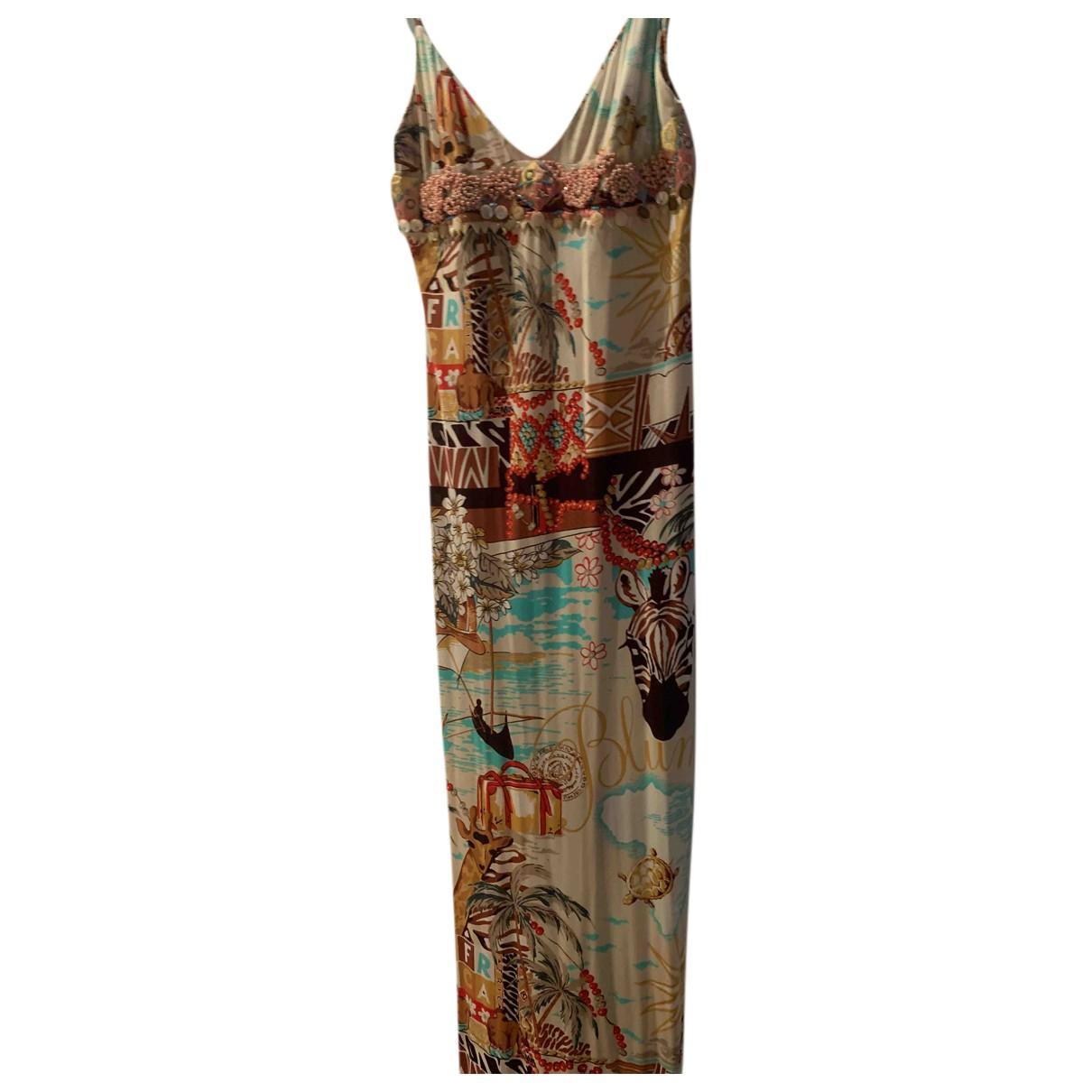 Blumarine - Robe   pour femme - multicolore