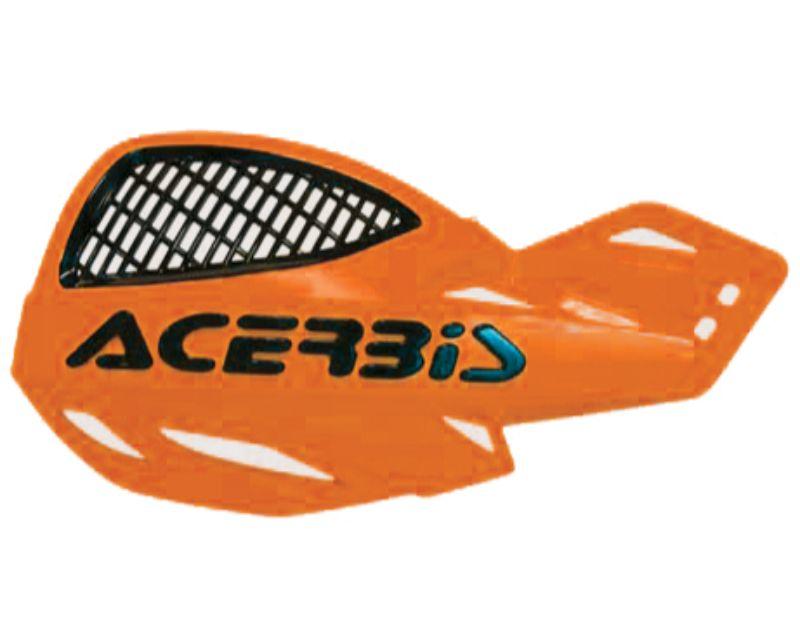 Acerbis 2072670036 Uniko Vented Handguards Orange