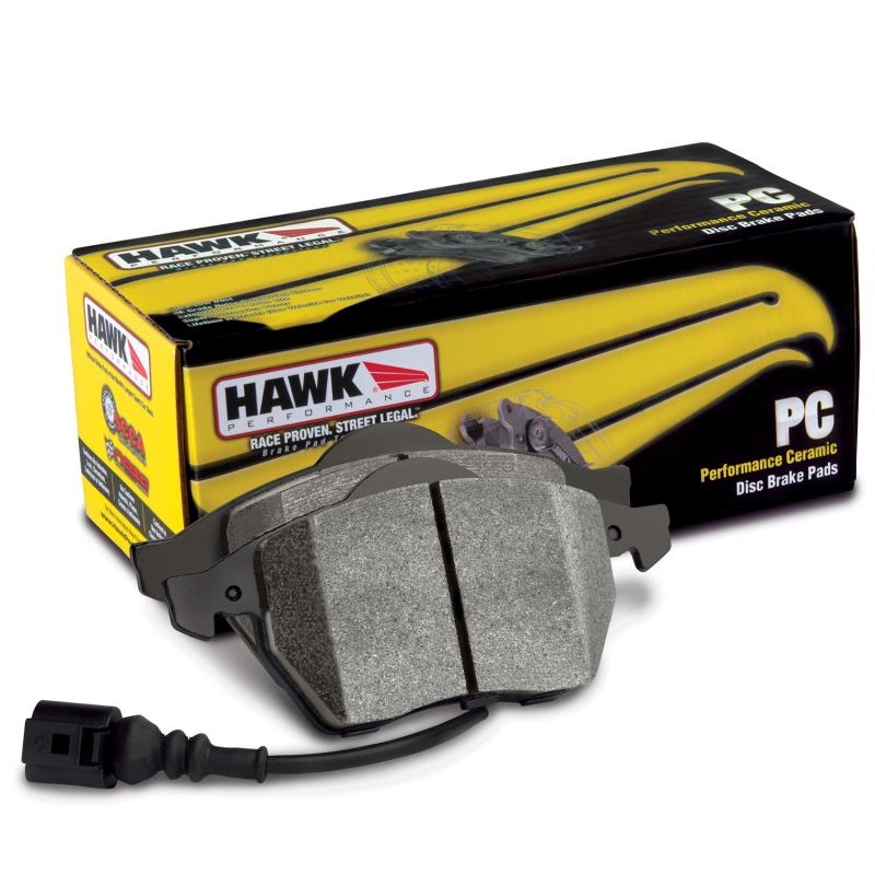 Hawk Performance HB727Z.592 Disc Brake Pad Chevrolet Corvette Stingray Rear 2014