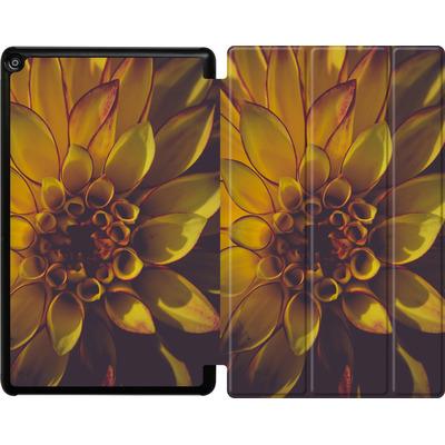 Amazon Fire HD 10 (2018) Tablet Smart Case - Yellow Dahlia von Joy StClaire