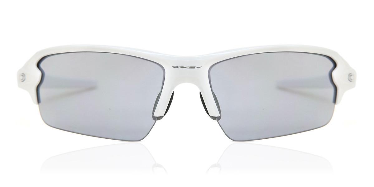 Oakley OO9271 FLAK 2.0 Asian Fit 927116 Men's Sunglasses White Size 61