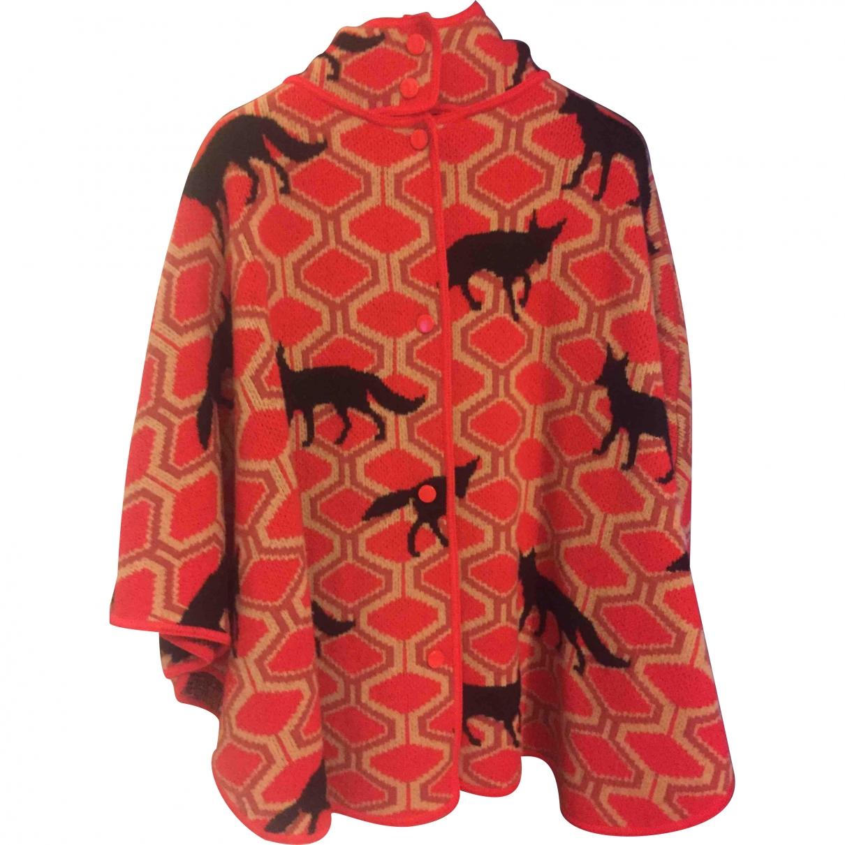 M Missoni \N Red Wool jacket for Women S