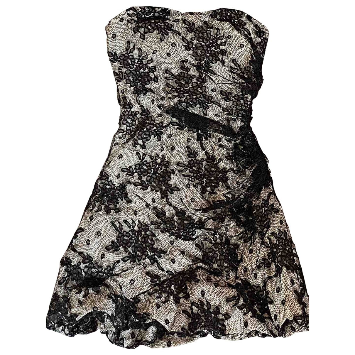 D&g \N Black Lace dress for Women 40 IT