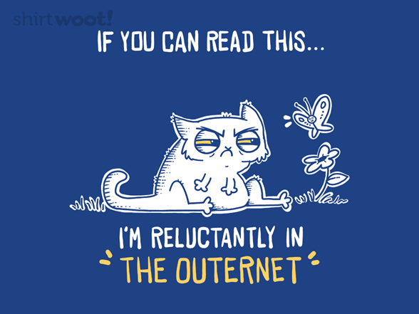 The Outernet Explorer T Shirt