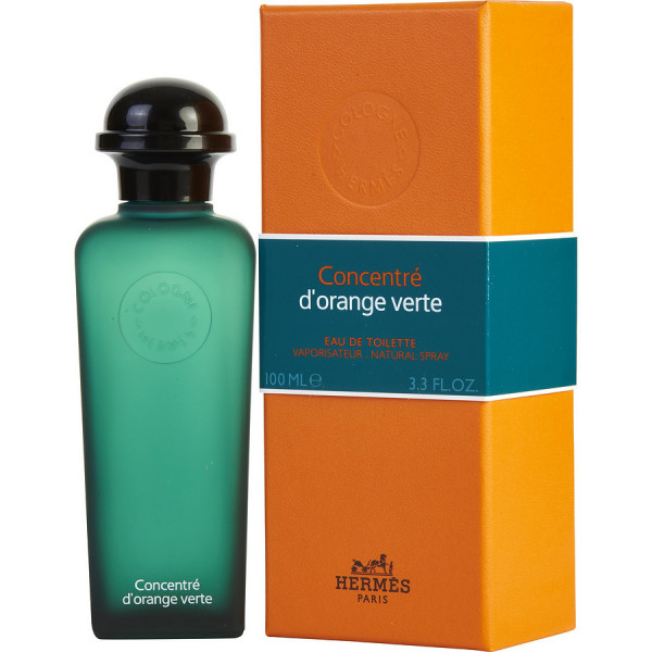 Hermès - Concentré d'Orange Verte : Eau de Toilette Spray 3.4 Oz / 100 ml