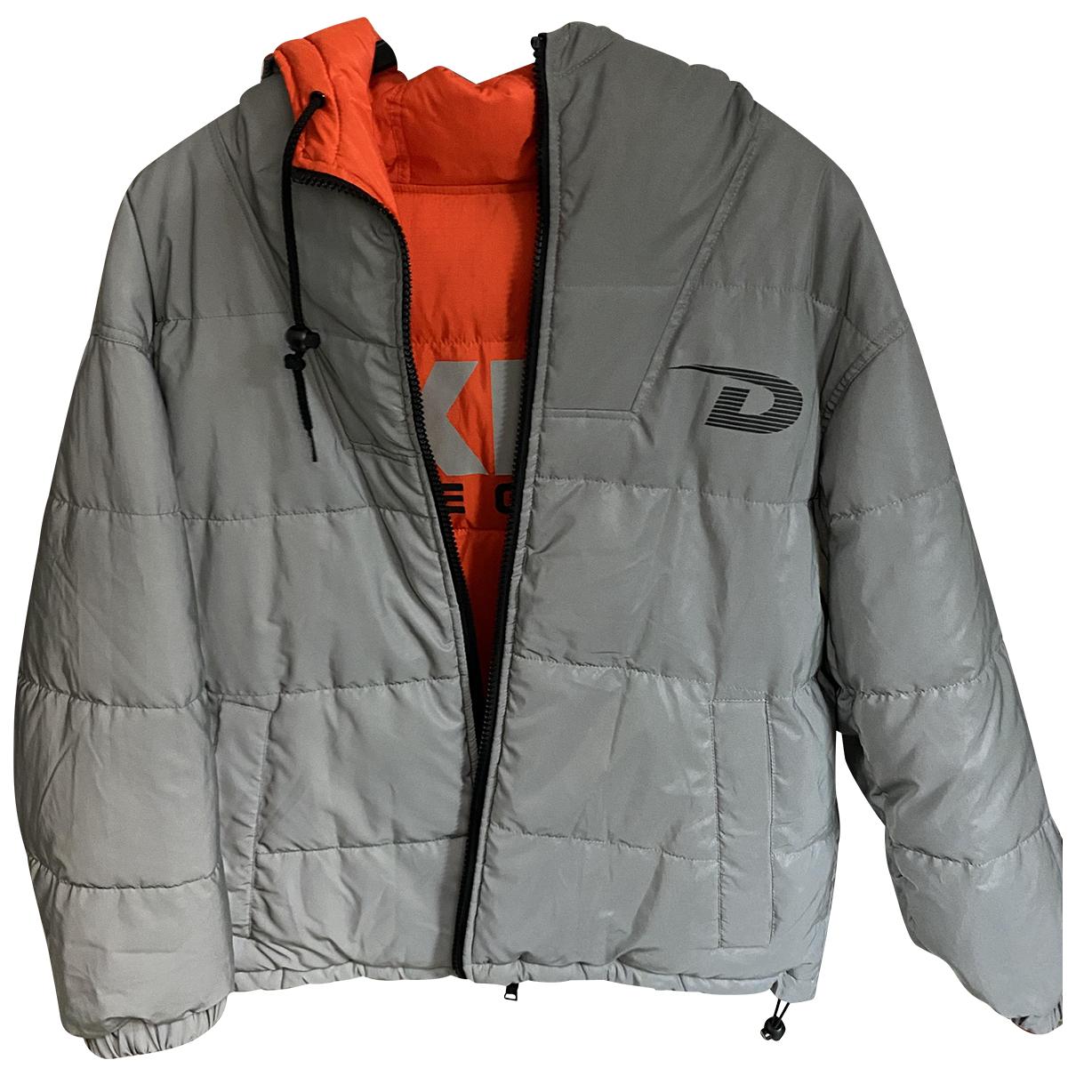 Dkny - Manteau   pour femme - multicolore