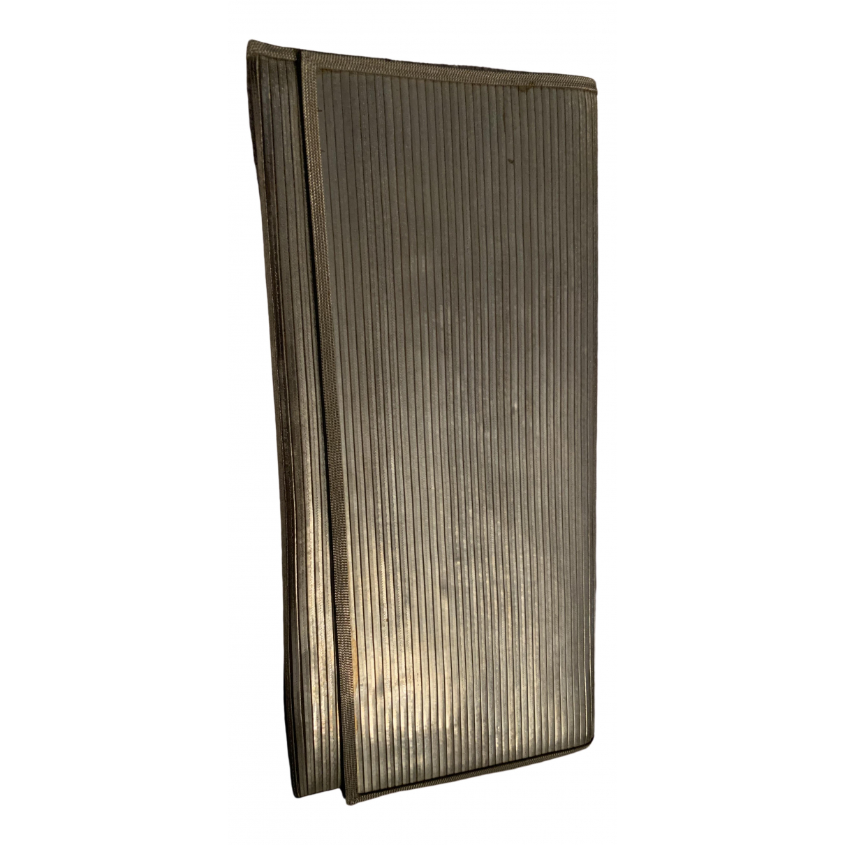 Calvin Klein \N Silver Metal Clutch bag for Women \N