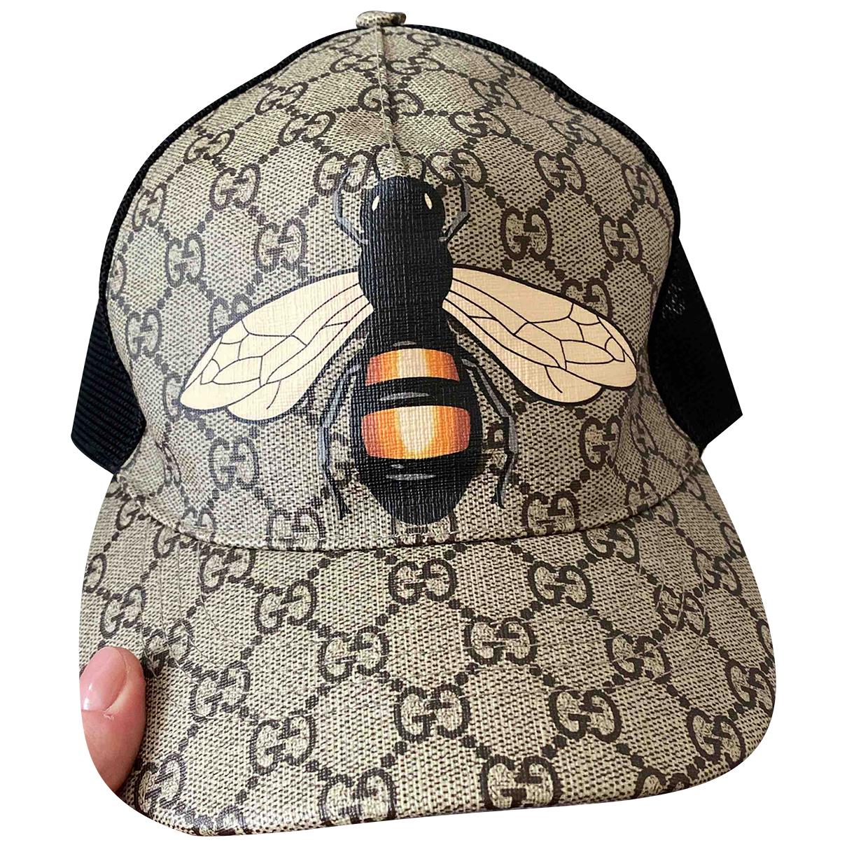 Gucci - Chapeau & Bonnets   pour homme - beige