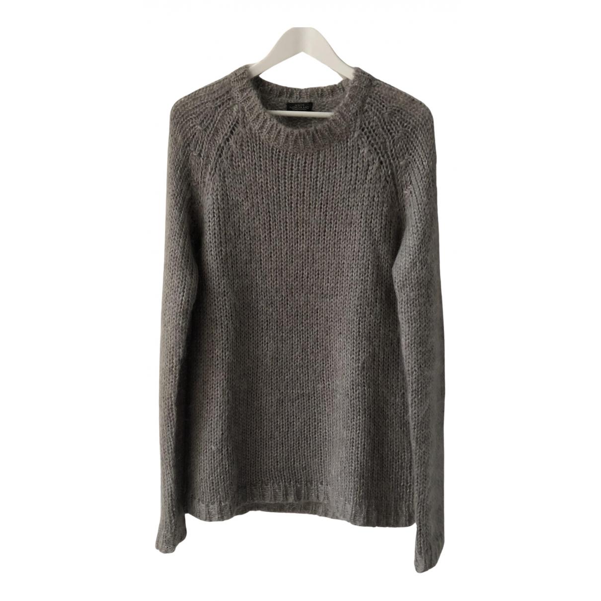 Mads Nørgaard \N Pullover.Westen.Sweatshirts  in  Gruen Wolle