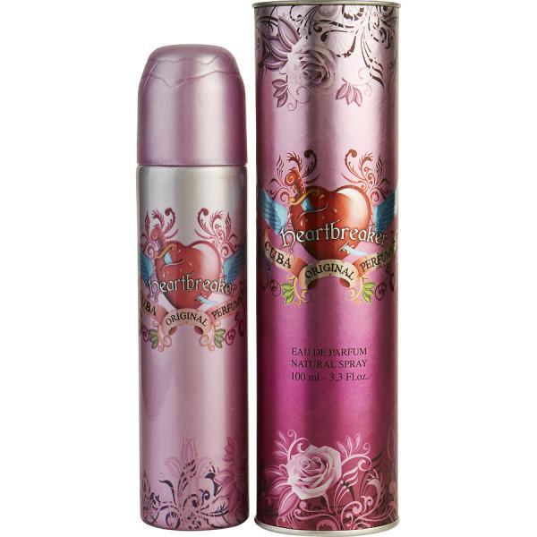 Cuba Heartbreaker - Fragluxe Eau de Parfum Spray 100 ML