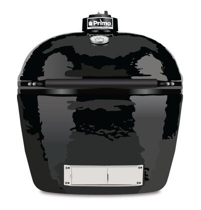 778B Oval XL 400 with Premium-Grade Ceramics and Reversible Cooking Grates  Grills 15 to 25