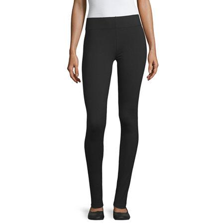 Mixit Womens Legging, Medium , Black