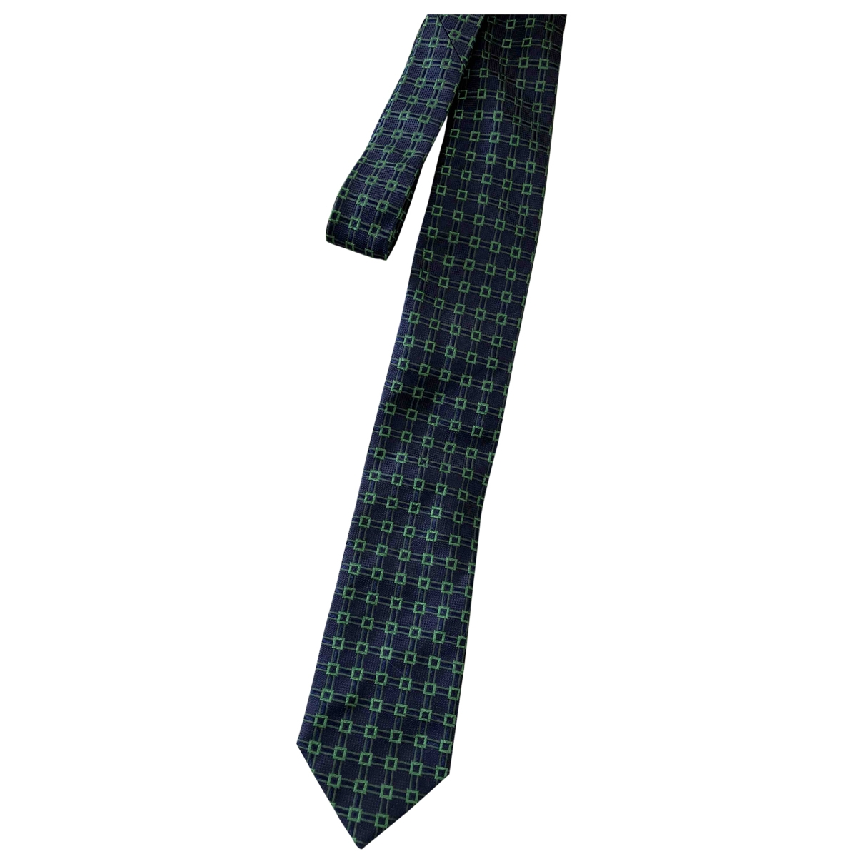 - Cravates   pour homme en soie - vert