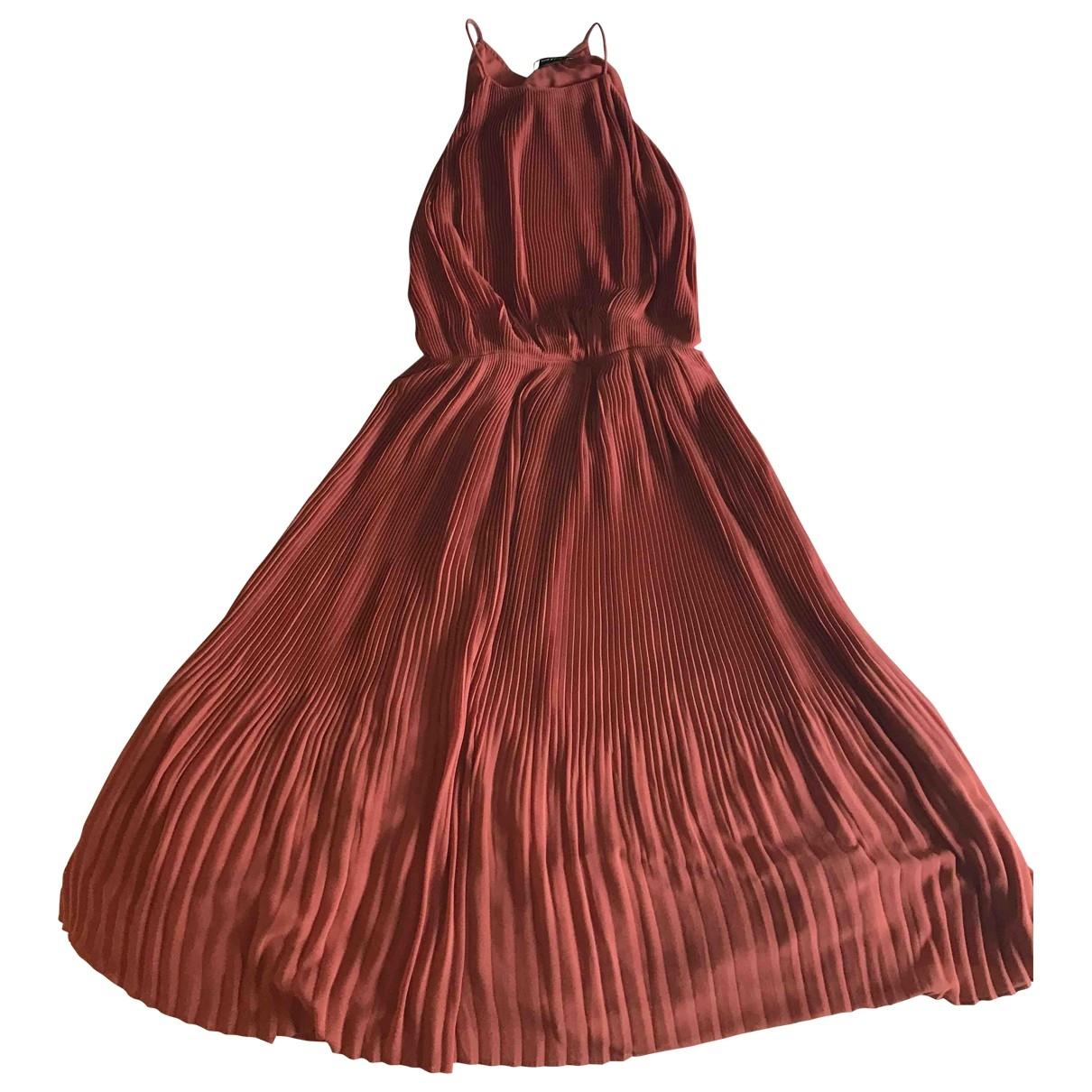 Samsoe & Samsoe - Robe   pour femme - rouge