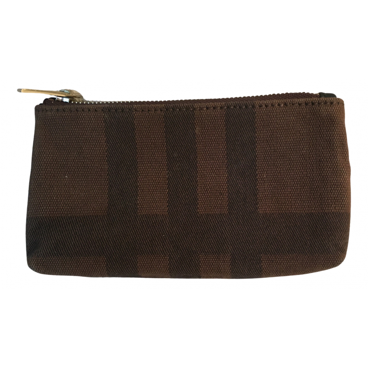 Burberry N Brown Cloth Purses, wallet & cases for Women N
