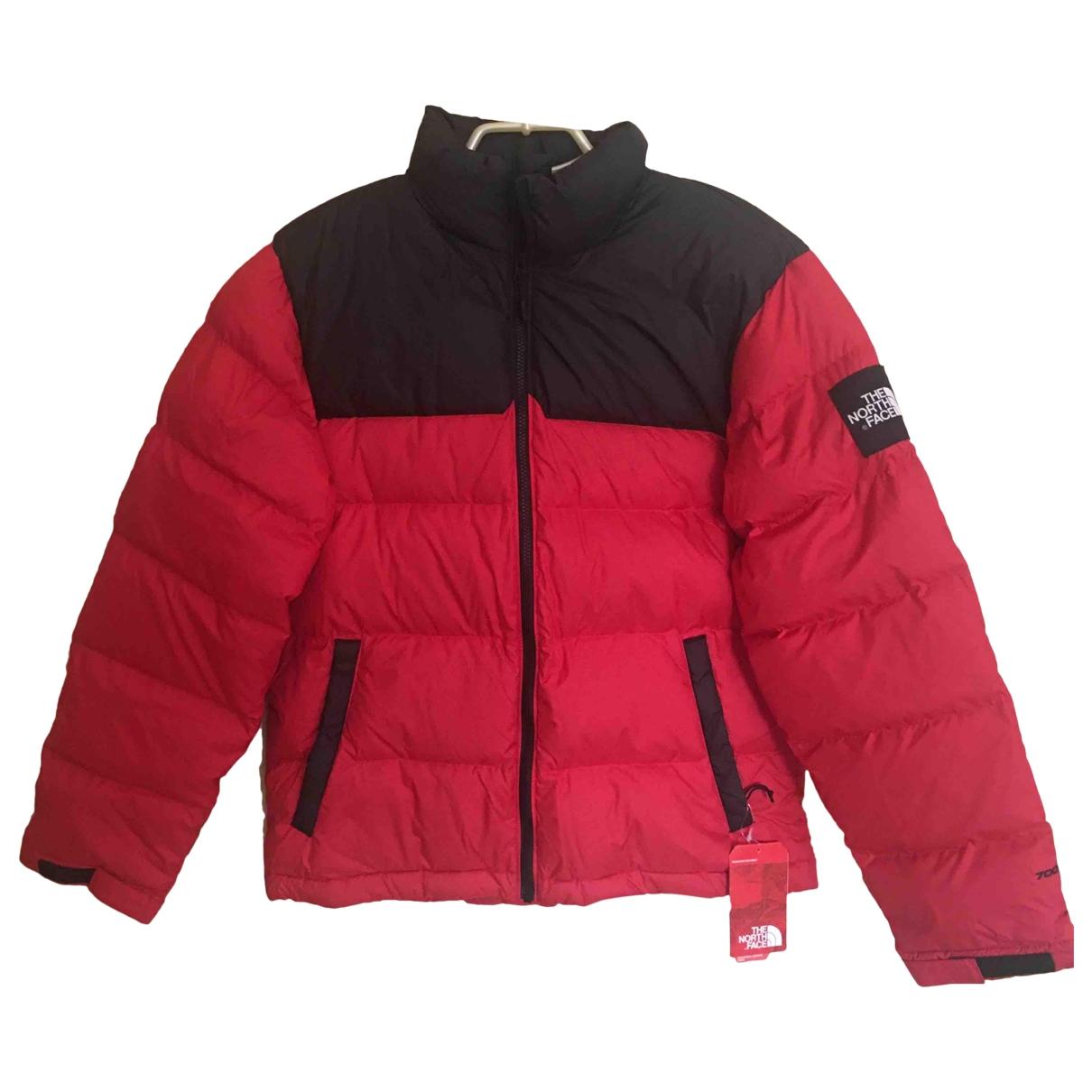 The North Face - Manteau   pour homme - rouge