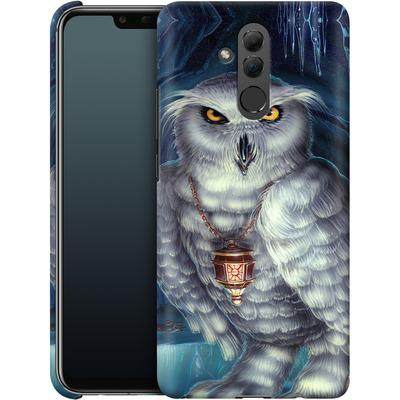 Huawei Mate 20 Lite Smartphone Huelle - Ed Beard Jr - Wizard Messenger Owl von TATE and CO