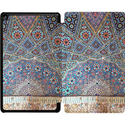 Amazon Fire HD 8 (2018) Tablet Smart Case - Iranian Mosaic von Omid Scheybani