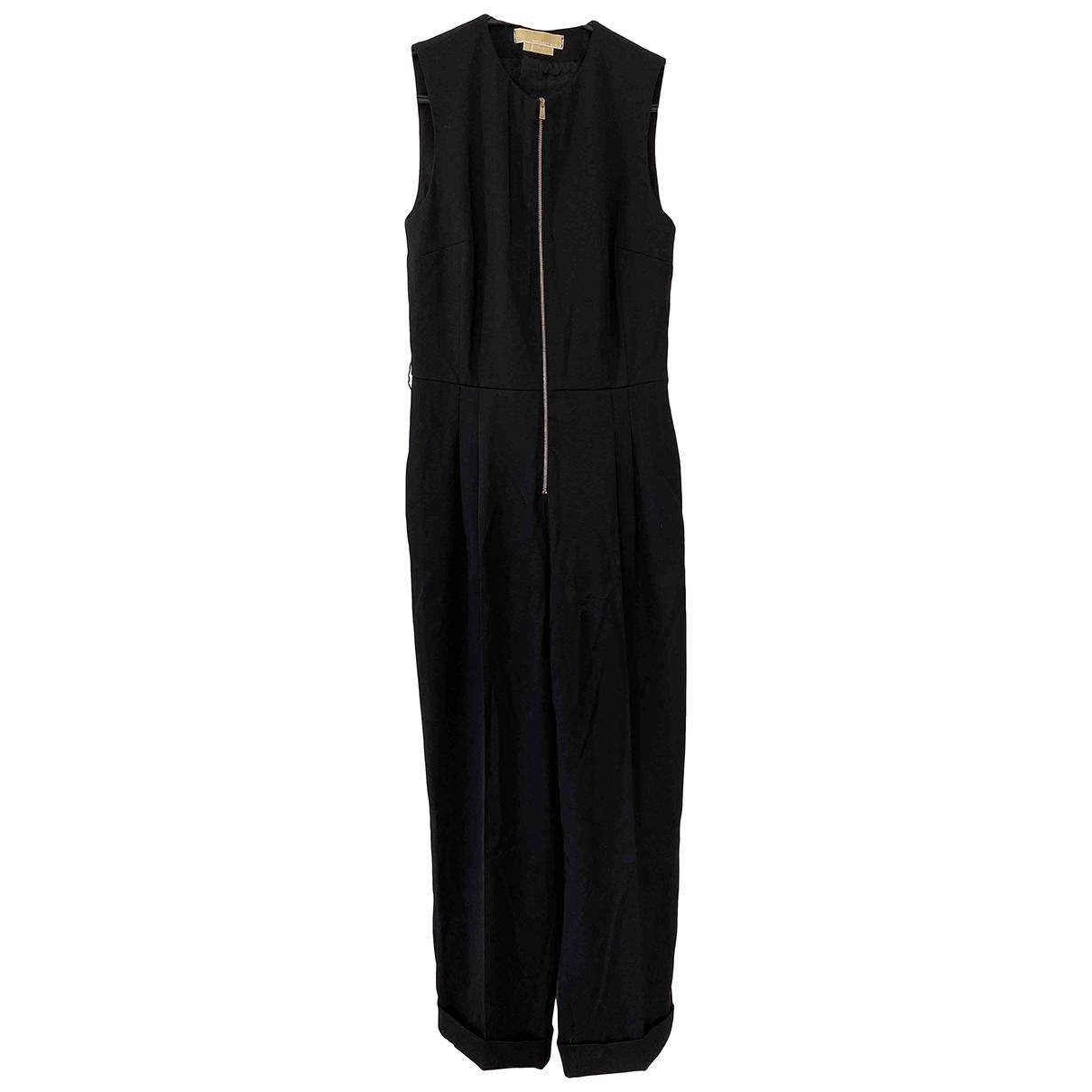 Michael Kors - Combinaison   pour femme en laine - noir