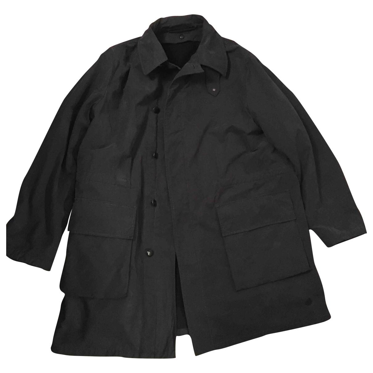 Armani Collezioni \N Grey coat  for Men 54 IT