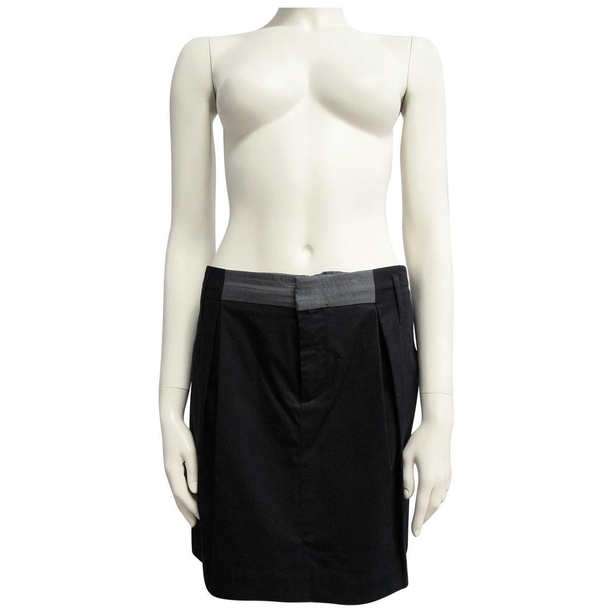 See By Chloe - Jupe   pour femme en coton - noir