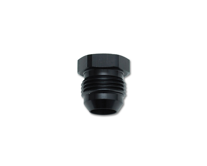 Vibrant Performance 10447 Anodized Black -20AN Flare Plug