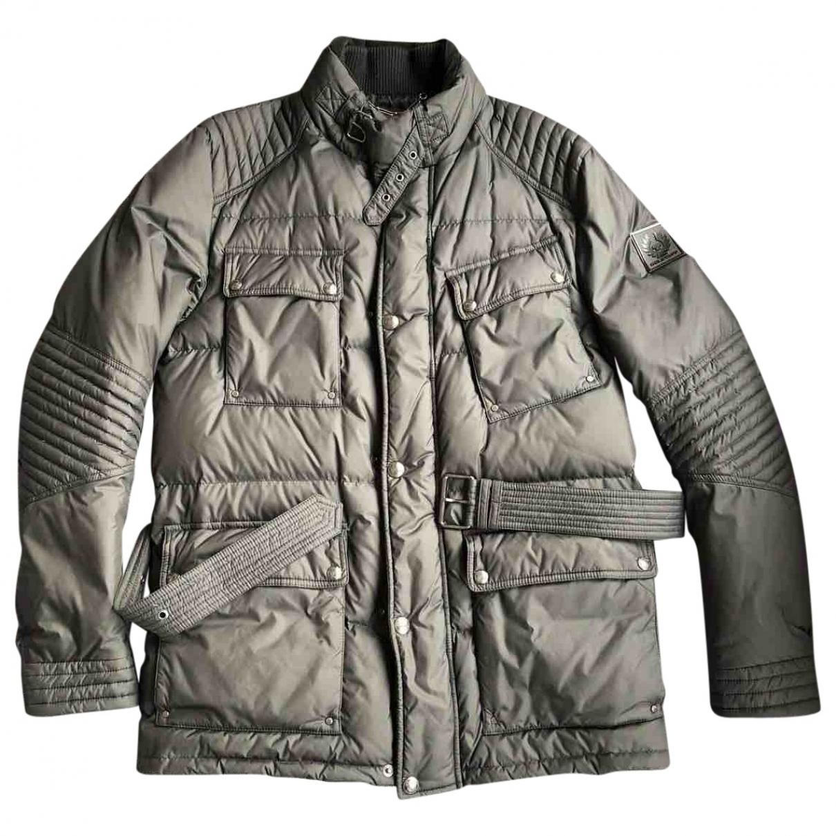 Belstaff \N Black jacket  for Men XL International