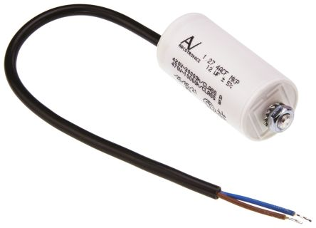 KEMET 12μF Polypropylene Capacitor PP 470V ac ±5% Tolerance Chassis Mount C27 Series